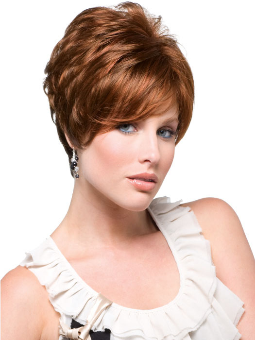 china bangs hairstyles : 16 Remarkably Beautiful Chic Short Haircuts for Women CircleTrest