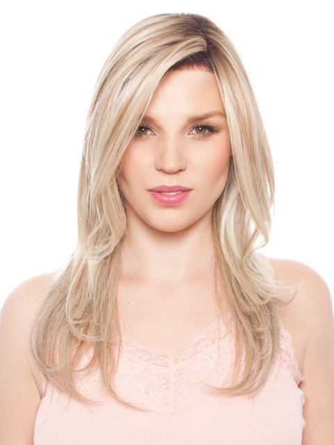 Long hairstyles for blonde hair