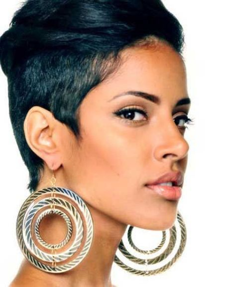 African American Short Hairstyles 2014 Circletrest
