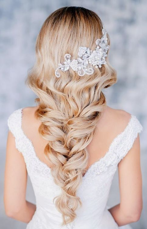 Braided Wedding Hairstyles for Long Hair