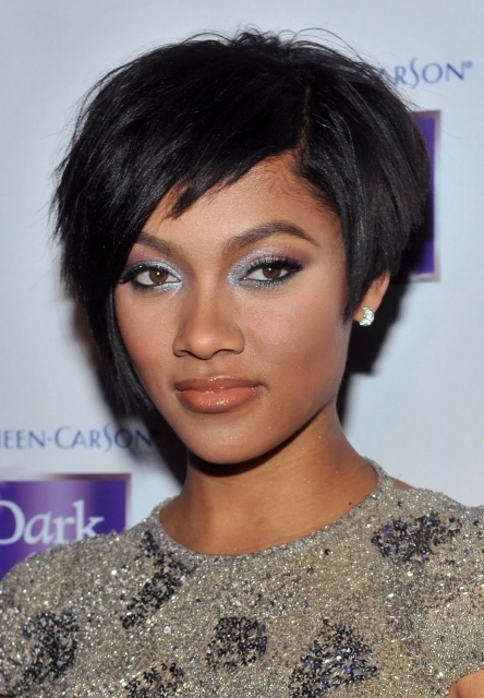 Easy African American Short Hairstyles – CircleTrest