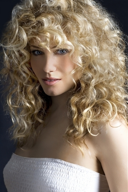 Classy Natural Curly Hairstyles   Features Natural Hair ...