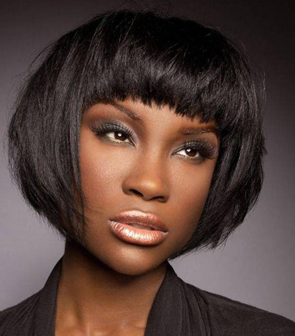 African American: 34 African American Short Hairstyles For Black Women