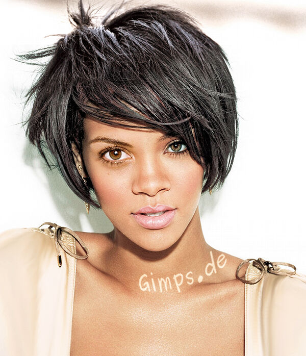 Short to Medium Hairstyle for Black Hair