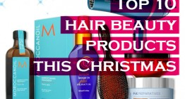 10 Hair Products to Put on Your Christmas Shopping List