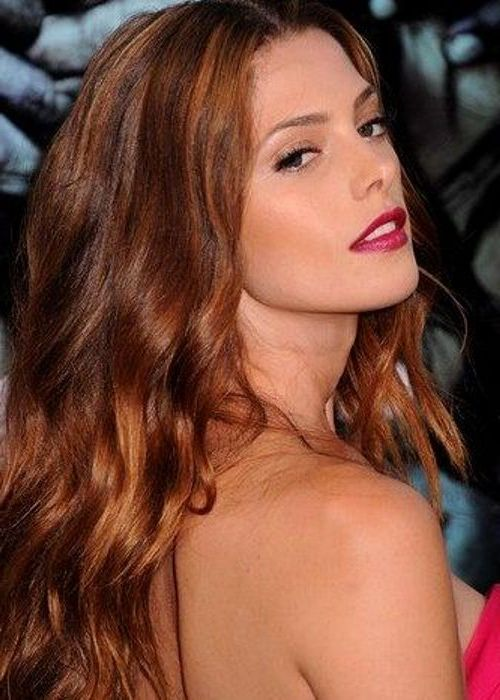 Bright copper auburn - Ashley Greene