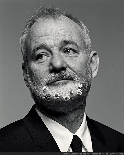 Bill-Murray-flowers-beard