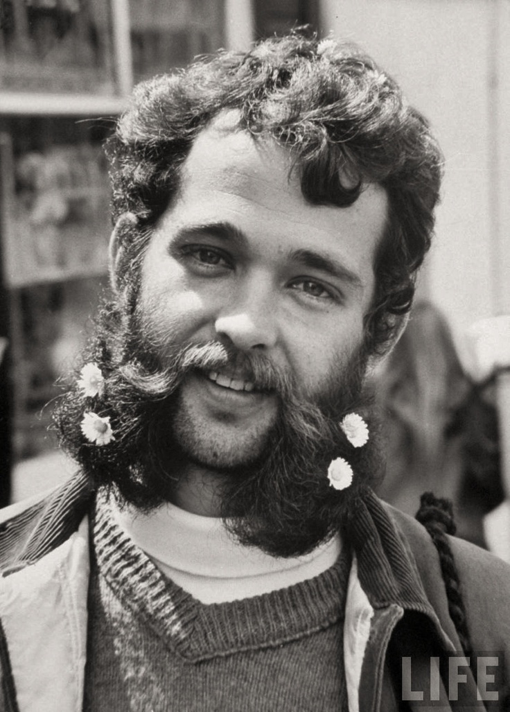 hippy-60s-flower-beard