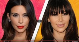 Incredible how bangs change these celebrities