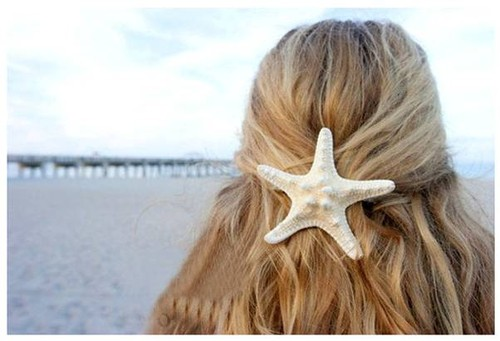 Starfish pin