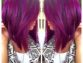 15 Ways To Add Bright Color To Your A-line Bob Haircut