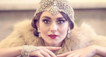 15 Chick Bridal Headpieces To Replace A Traditional Veil