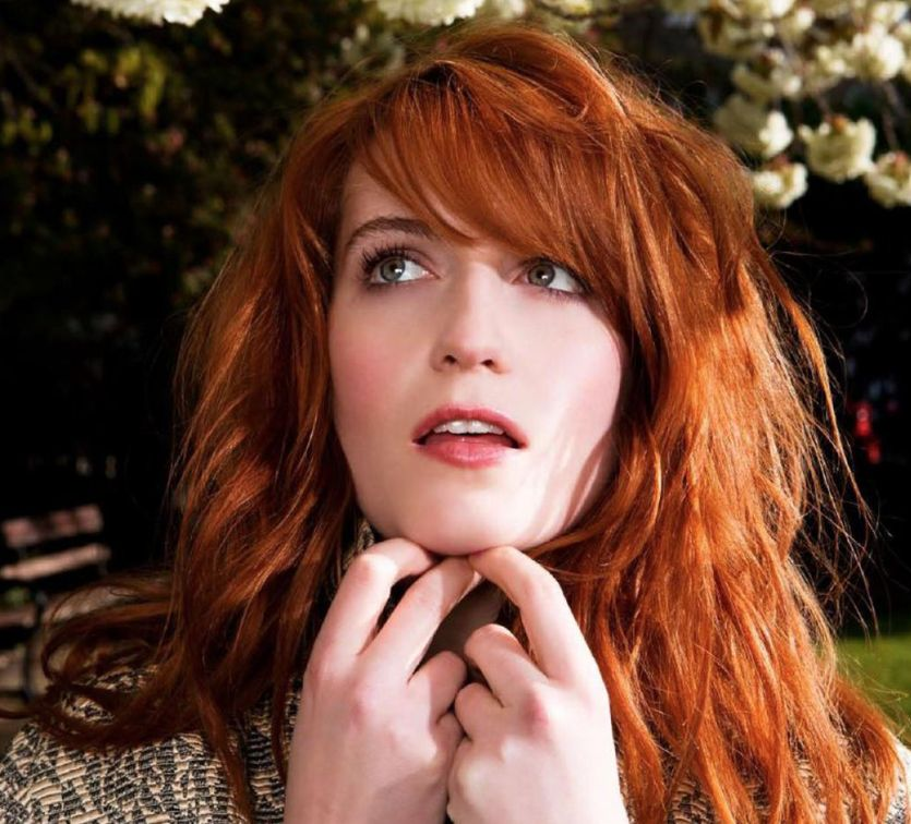 Florence-Welch-bright-cooper-hair